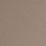 Tissu popeline taupe 100%coton 120grs env 138cm - 44