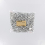 Épingles sureté 33mm nickel free - 7 s. de 144 pcs - 444