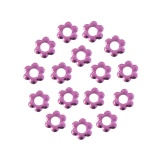 Cristal fleur nh fuschia 10mm(144) - 452