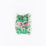 Cristal fleur nh vert 10mm(144) - 452