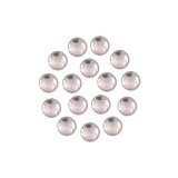 Cristal cabochons rose ss16 (72) - 452