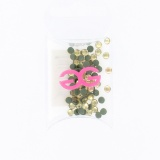 Cristal cabochons jonquil ss16 (72) - 452