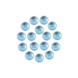 Cristal cabochons sapphire ss16 (72) - 452