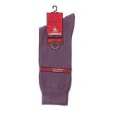 Chaussette homme violet - 454
