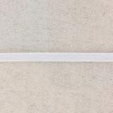 Élastique tresse blanc -10 g-