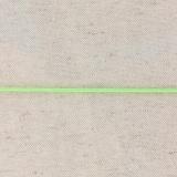 Cordon élastique 1,2 fluo vert