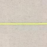 Cordon élastique 1,2 fluo jaune