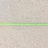 Cordon élastique 2,3 fluo vert