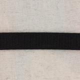Monte jupe élastique 20mm noir