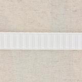 Monte jupe élastique 20mm blanc