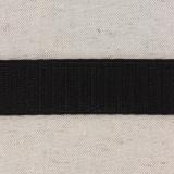 Monte jupe élastique 30mm noir