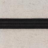Élastique caleçon 20mm noir