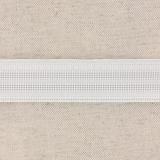 Élastique caleçon 25mm blanc