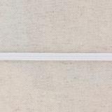 Élastique tubulaire blanc 14g