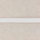 Ceinture élastique maille 10mm blanc