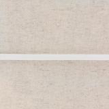 Ceinture élastique maille 5mm blanc