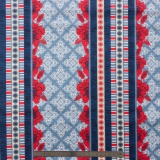 Tissu quilting treasures nantucket - 462