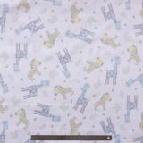Tissu quilting treasures special delivery - 462