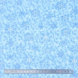 Tissu quilting treasures Snow daze