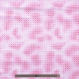 Tissu quilting treasures Ombre dots