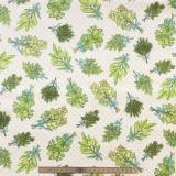 Tissu quilting treasures Herb garden - 462
