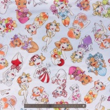 Tissu quilting treasures sweetie - 462