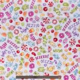 Tissu quilting treasures sweetie - 462