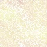 Tissu quilting treasures Ombre scroll ecru