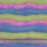 Tissu quilting treasures Gorjuss rainbow dreams - 462