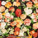 Tissu quilting treasures les fleurs - 462