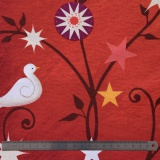 Tissu Quilting Treasures Love & peace - 462