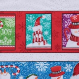 Tissu quilting treasures Sweet season - 462