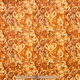 Tissu quilting treasures Unbridled sienna - 462
