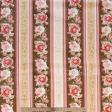 Tissu quilting treasures Rosehill multicolor - 462