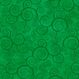 Tissu quilting treasures Harmony trefle - 462