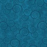 Tissu quilting treasures Harmony bleu - 462