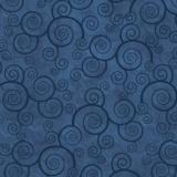 Tissu quilting treasures Harmony blleu doise - 462