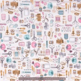 Tissu quilting treasures everything sewing