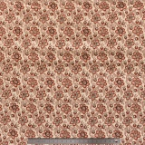 Tissu quilting treasures packed floral - 462