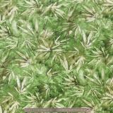 Tissu quilting treasures cannabis