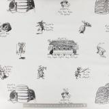 Tissu quilting treasures bee attitudes allower