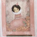 Tissu Quilting Treasures All for love-santoro - 462