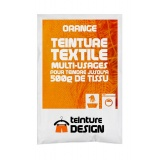 Teinture textile universelle 10g orange - 467