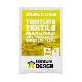 Teinture textile universelle 10g jaune citron - 467