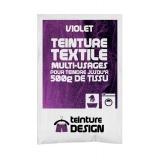 Teinture textile universelle 10g violet - 467