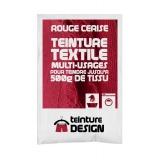 Teinture textile universelle 10g rouge cerise - 467