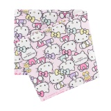 Coupon 50x54cm Hello Kitty pause rose - 468