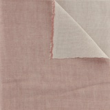 Tissu Kiyohara double gaze chambray rouge - 468