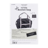 "Patron de sac ""Boston bag"" - 468"