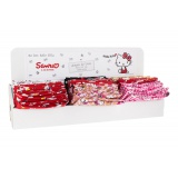 Coffret Tissu Hello Kitty 36 coupons 50x54cm - 468